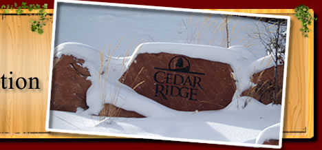 Cedar Ridge at Quarry Junction
